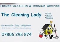 House Cleaning & Ironing Service