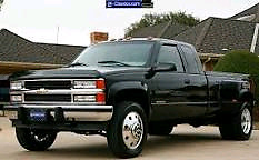 1980 - 1999 Chevrolet Dually
