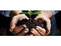 Experienced Gardener or Painter / Decorator