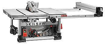 New Skil Spt99-12 10in H.d. Worm Drive Table Saw