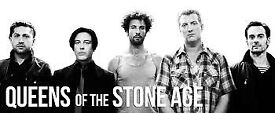 Queens of the Stone Age Nov 21 at the 02 £35 *LESS THAN FACE VALUE*