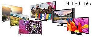 """LED TVS 4K TVS SMART TVS ALL SIZE 32"""" TO 65"""" SALE-FROM-$159.99-"""