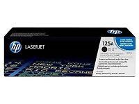 7 LaserJet Print Cartridges CB540A,CB541A,CB542A,CB543A (£50 each)