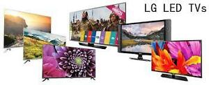 """LED TVS 4K TVS SMART TVS ALL SIZE 32"""" TO 65"""" SALE-FROM-$159.99"""