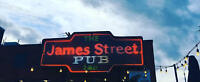 James Street Pub is hiring for a Kitchen Manager