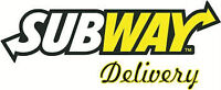 Subways Independent Delivery Service/ My-Delivery.ca