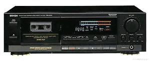 Denon DRM-800 3 head cassette deck