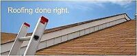Roof Leaking? We Offer Same Day Service.. 204-451-7751