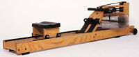 Water Rower! As seen on 'House of Cards'