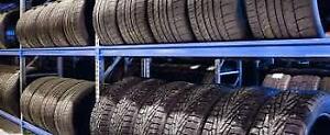 liquidation des pneus d été usagé ( différentes  grandeurs)
