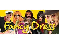 Fancy Dress Party Costumes Half Price