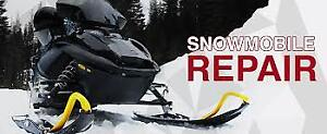 HFX Motorsports wants to repair your snowmobile!