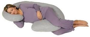 Pregnancy Pillow - Leachco Snoogle Chic Jersey