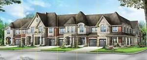 Brand New  Never Lived Two Storey Townhouse Near Mavis/Steeles