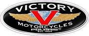 Victory Motorcycle Decals