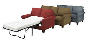 ORBIT LOVESEAT SOFABED $999 - TAX IN- FREE LOCAL DELIVERY
