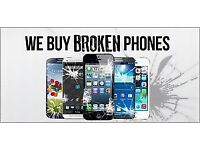 SELL YOUR BROKEN USED PHONE INSTANTLY!