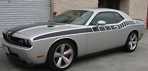 Dodge Charger / Challenger Stripes Decals
