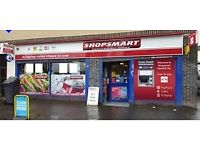 LARGE SHOP FOR SALE PAISLEY - LEASE/FREEHOLD