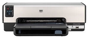 Great condition HP Deskjet 6940 printer with new ink and cables Kitchener / Waterloo Kitchener Area image 1