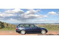 BMW Tourer 320i 2.2L 170bhp 2 Owners. Most recent 2006-present.