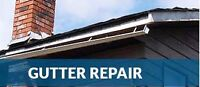 GUTTER REPAIRS AND ROOF PATCH UPS BEST DESLS IN TOWN