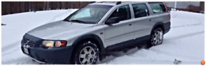 2004 Volvo XC70 2.5T AWD Wagon - SOLD