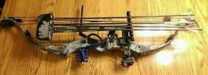 Bear Jennings Extreme Carbon Compound Bow xlr