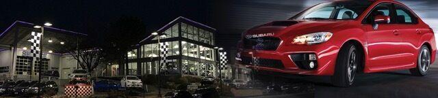 Heuberger Subaru