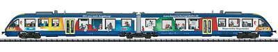 Minitrix Spur N 16481 Triebwagen LINT 41 der BRB Ausburger Puppenkiste online kaufen