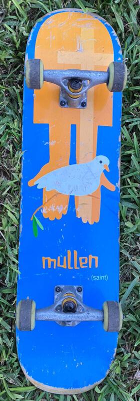 Almost Rodney Mullen saint skateboard Deck
