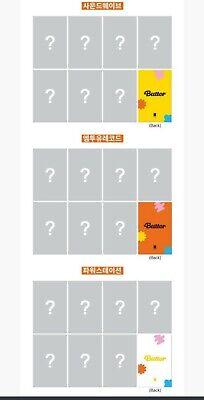 BTS Butter Lucky Draw Jungkook Powerstation Photocard PC