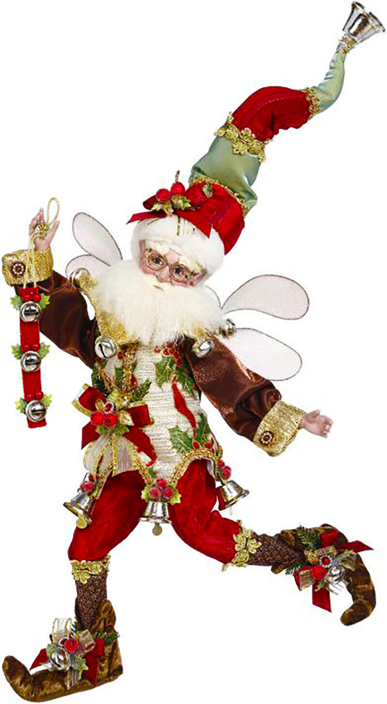 "[Mark Roberts Fairies - Jingle Bells Fairy 51-05906 Medium 16"" Figurine</Title]"