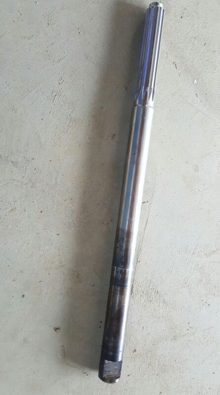 Fisher Controls stainless steel drive shaft driveshaft 37B2506x022