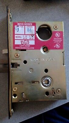 MARKS USA  J MORTISE BODY ONLY 2 3/4
