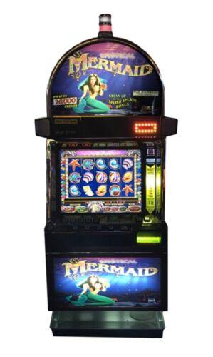 IGT Mermaid Video Machine
