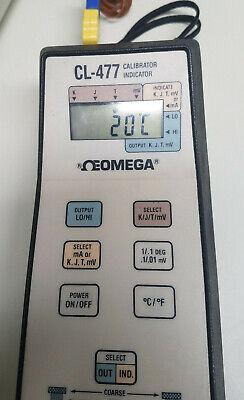 Omega Cl-477 Calibrator Indicator