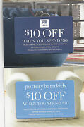 Pottery Barn Teen 10% Coupon