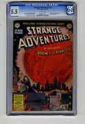 Strange Adventures Comic Book