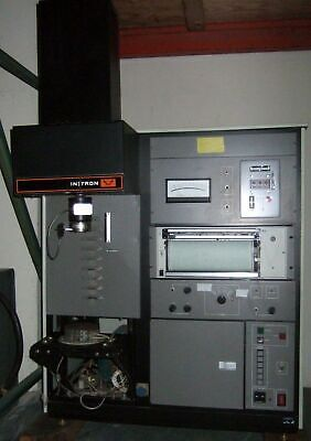 Instron 2000 Kg Compression Load Cell Tester Machine