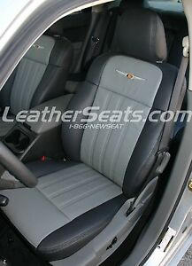 Chrysler 300 Leather Seat Covers Ebay