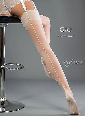 66133b119 iZayn.com  Gio Fully Fashioned Stockings - All Sizes