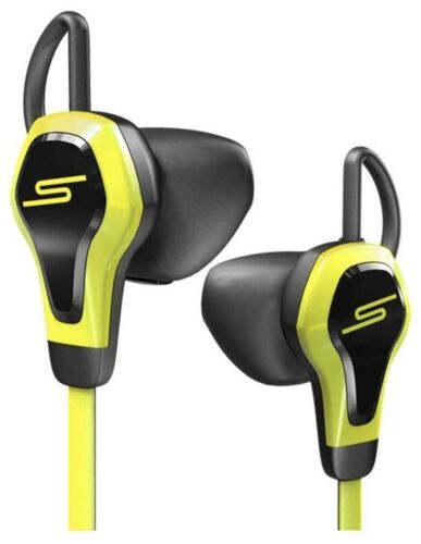 SMS Audio BioSport Wired Yellow In-ear Sport Headphones