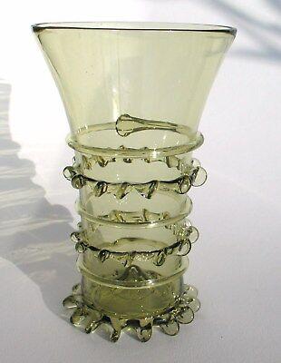 """Waldglas """"Gothisches Glas""""  Exklusive hochwertige meisterliche Replika"""