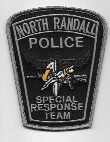 SWAT SRT No Randall Police State Ohio OH