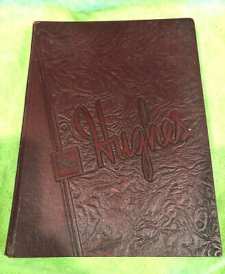 1947 HUGHES High School Yearbook CINCINNATI, OHIO The Best Years of our Lives**