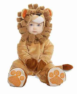 NEW NIP Boys or Girls Lion Halloween Baby Costume 6-12 Months
