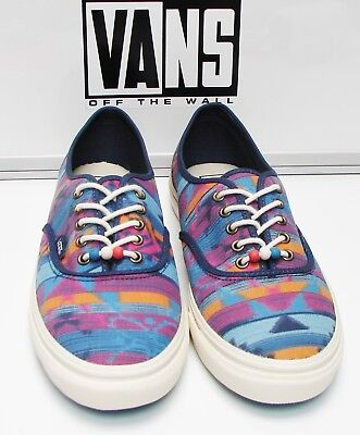 6bf95ce104ad VANS AUTHENTIC SLIM (BEADS) ENSIGN BLUE  MARSHMALLOW VN-0QEV9ST MEN  SIZE  9