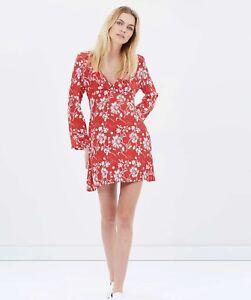 4707a16060 Steele Wildflower Mini Dress Size M