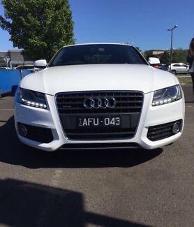 2011 Audi A5 Quattro MY12 $24,500